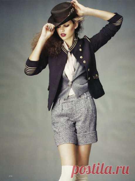 Что характерно для стиля преппи в женской одежде