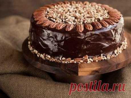 Шоколадный торт - tochka.net