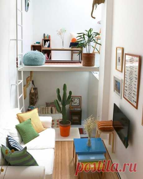 Принципы расстановки мебели в однокомнатной квартире