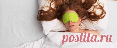 Ученые выявили связь между сном иповреждением ДНК