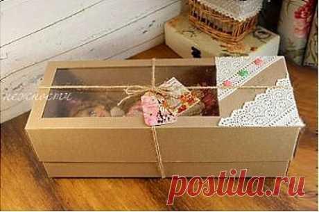 Мастер-класс: коробка для куклы | all Dolls
