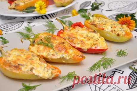 Перец, фаршированный курицей рецепт – европейская кухня: основные блюда. «Еда»