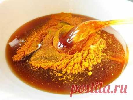 Мёд с куркумой: самый мощный антибиотик в мире, пользу которого даже доктора не могут полностью осознать. — Бабушкины секреты