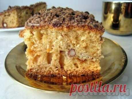 Рецепт кекса на кефире - рецепт с фото
