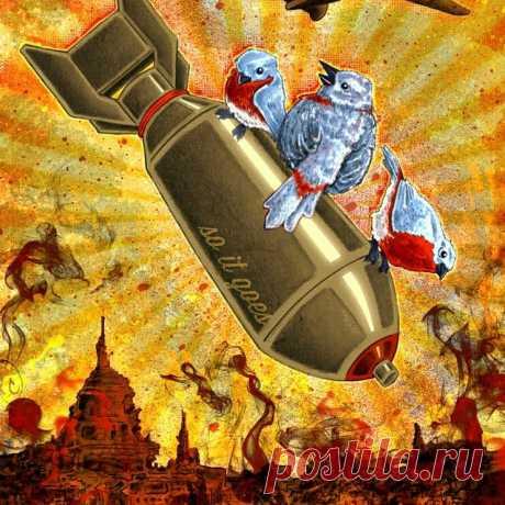 """""""Бойня №5 или крестовый поход детей"""" Курта Воннегута"""