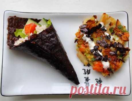 Рецепт Окономияки - Японская кухня | Kitchen727