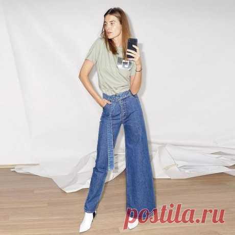Самые худшие джинсы 2019 года С момента своего изобретения джинсы проделали долгий путь от рабочей одежды, до высокой моды.Но даже будучи популярными мода на них всё время менялась, а соответственно и их фасон: широкие, узкие, с ...