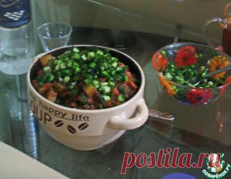 Сухой лагман – кулинарный рецепт