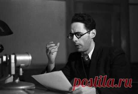 Голос Победы: почему в послевоенное время из эфира убрали знаменитого диктора Юрия Левитана