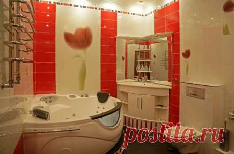 Организация ремонта в ванной комнате #ваннаякомната #ремонт #дизайнинтерьера
