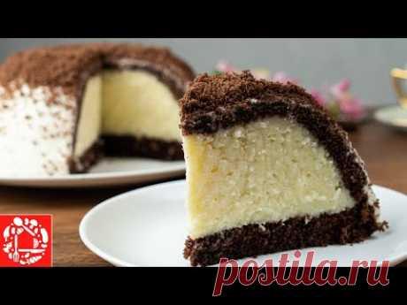 Торт «Везувий»! Это Просто и Необычно!