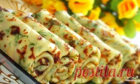 24 interesting recipes of pancakes with cheese!