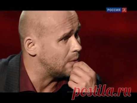 """Максим Аверин читает стихотворение """"Смерть Цыганова"""""""