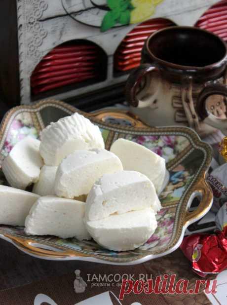 Творожный зефир — рецепт с фото пошагово. Как приготовить зефир из творога в домашних условиях?
