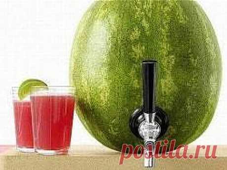 Полезен ли арбуз, чем полезен арбуз, арбузный сок, польза полезные свойства арбуза | Рецепты народной медицины