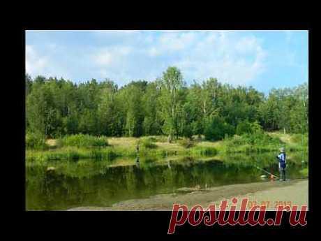 Под сенью Уральского леса  Река Миасс - YouTube
