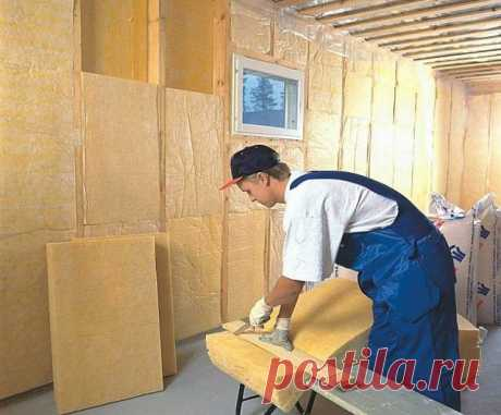 Утеплитель для стен внутри дома на даче - как правильно выбрать? Как выбрать утеплитель для стен внутри дома на даче, чтобы за город можно было выехать всегда, вне зависимости от капризов погоды? Знакомимся с нюансами.