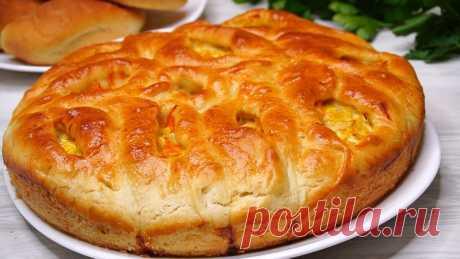 Пирог с капустой | Готовим с Калниной Натальей | Яндекс Дзен
