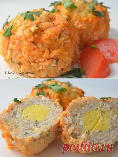 MY FOOD или проверено Лизой: Царь-тефтеля.