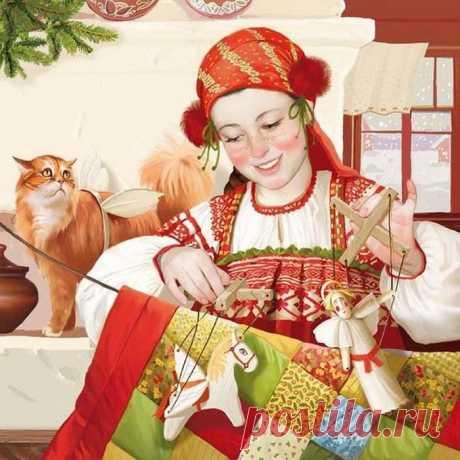 Художник Татьяна Доронина картины
