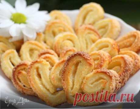 Берлинское творожное печенье, пошаговый рецепт на 2416 ккал, фото, ингредиенты - Ольчик :)