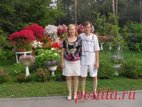 Сергей и Светлана Оленниковы
