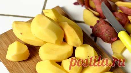 7 рецептов из картофеля, которыми вы удивите родных | Всегда Вкусно! Видео рецепты | Яндекс Дзен
