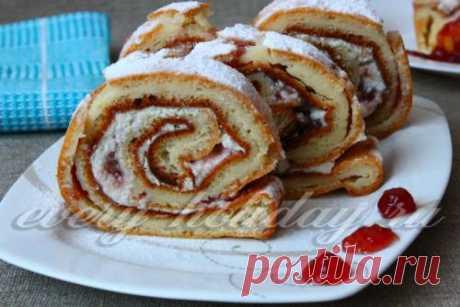 Финские блины Паннукакку в духовке: рецепт с фото