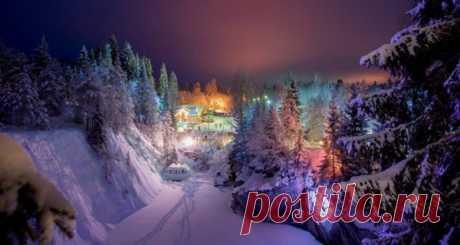 Карелия на Новый Год в 2018 году | Travelinka.ru Отдых в Карелии на Новый Год, цены, отзывы. Где встретить Новый Год в Карелии в 2018 году.
