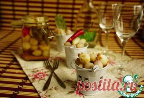Жемчужный лук - кулинарный рецепт
