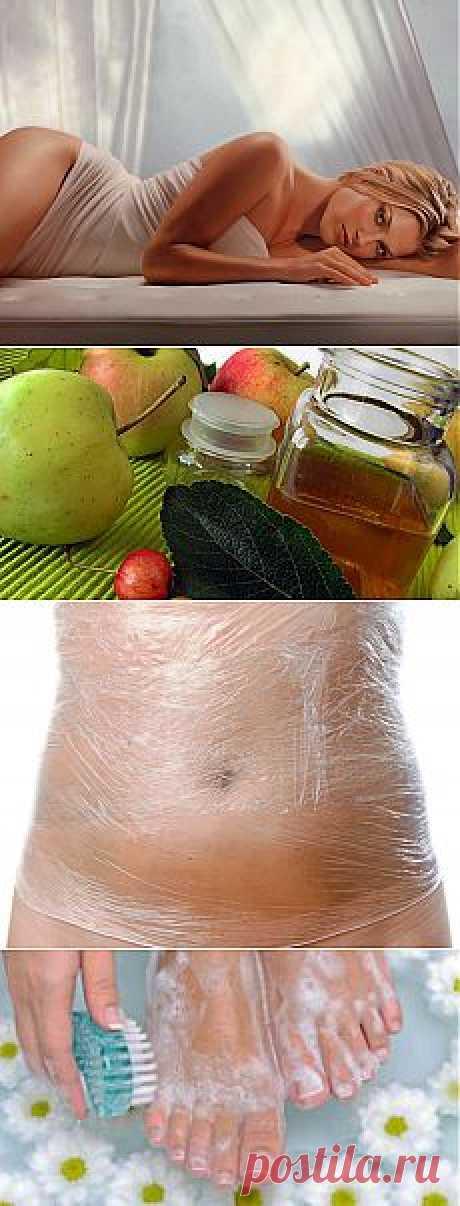 (+1) тема - Как удалить растяжки на теле. | КРАСОТА
