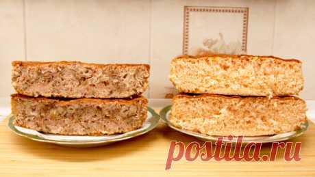 Пирог из сухого киселя: удивительный рецепт из времён дефицита, почти из ничего, зато с нюансами, подробностями и вариациями