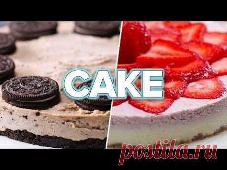 4 незабываемо вкусных тортика, рекомендую приготовить один из них на предстоящий праздник! Приятного аппетита! #tort #vega