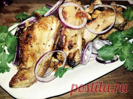 Аппетитные куриные бёдрышки в горчичном маринаде. Пытался готовить каждый день - семья чуть не убила.))) | высокая(НЕТ)кухня | Яндекс Дзен