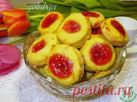 Печенье из сырой моркови Кулинарный рецепт