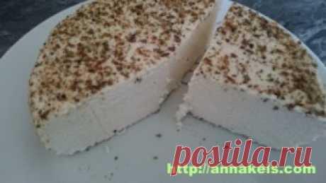 Сыроедческий сыр | Блог Жанны Никельс | Еда - как лекарство