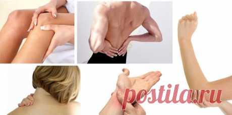 Простейший состав мази от боли в суставах
