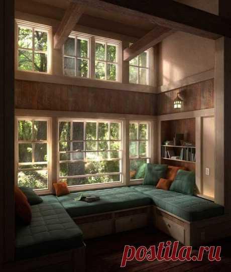 Простые идеи для больших и маленьких комнат — Pro ремонт