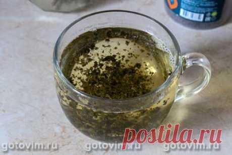 Ферментированный чай из листьев черемухи. Рецепт с фото / Готовим.РУ