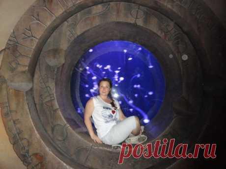Окно в аквариум