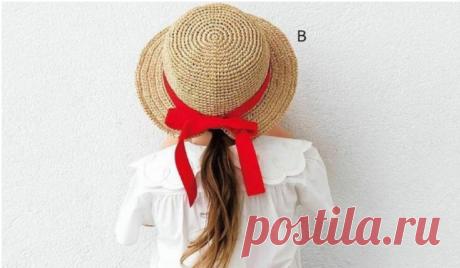 Вязаные крючком шляпки (2Diy) Модная одежда и дизайн интерьера своими руками