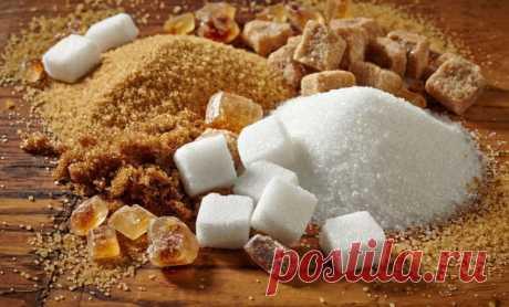 Сладкие секреты сахара