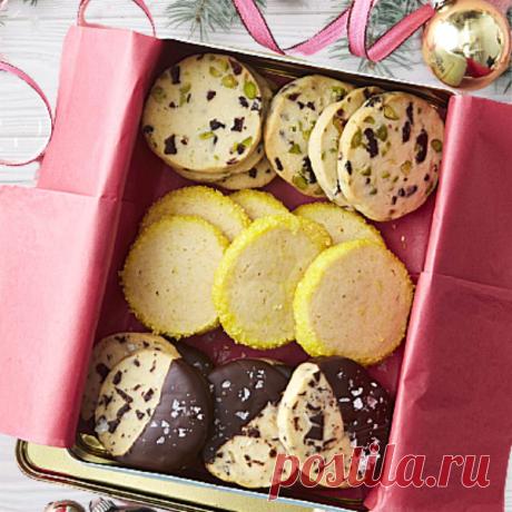 Домашнее печенье без раскатки. Одно тесто для 4+ видов печенья. Рецепт для занятых мамочек   ChocoYamma   Яндекс Дзен