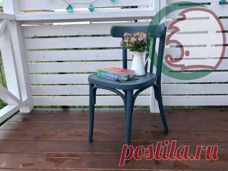 DIY! Чиним венский стул. Мебель своими руками.