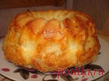 Бесподобный хлеб с сыром и чесноком!
