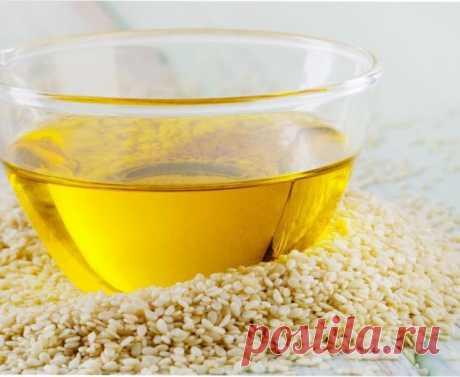 4 потрясающих свойства кунжутного масла