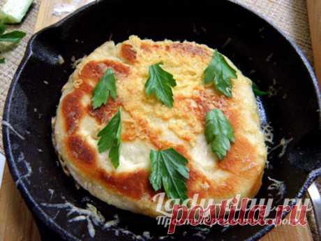 Сырные лепешки на сковороде. Рецепт с фото | Простые рецепты с фото