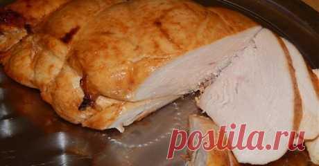 Очень сочная и пряная пастрома из курицы! | Вкусные рецепты
