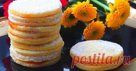 Как приготовить необычное печенье из картофельного теста Делаю с разным вареньем.