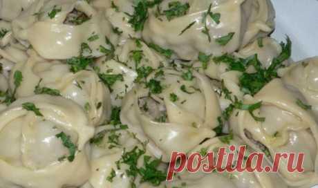 Мой рецепт смачных узбекских мант «Праздничный»